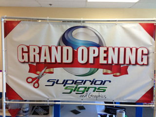Grand Opening Banners Orange County