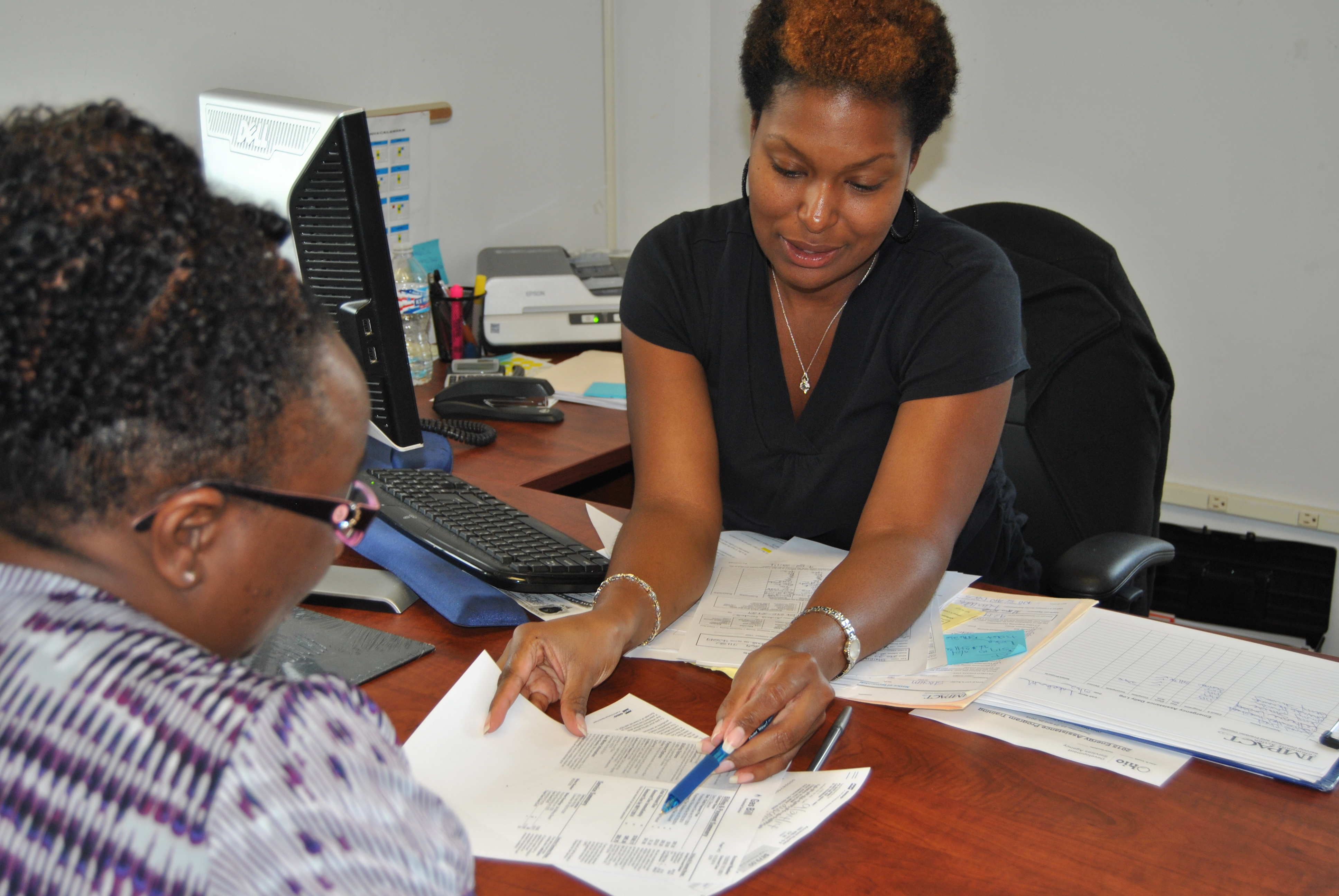 "IMPACT Closes the Home Energy Assistance Winter Crisis Program with ""Walk-In"" Access"