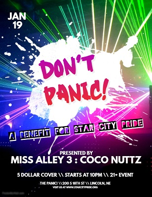Coco Nuttz Presents - Don't Panic!