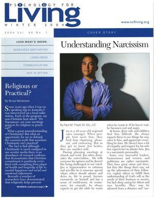 Psychology for Living Winter 2004