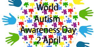 World Autism Awareness Day!