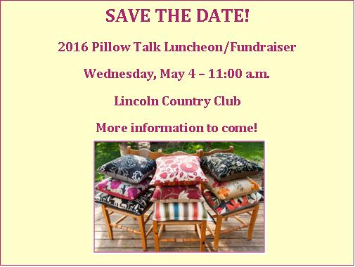 2016 Pillow Talk