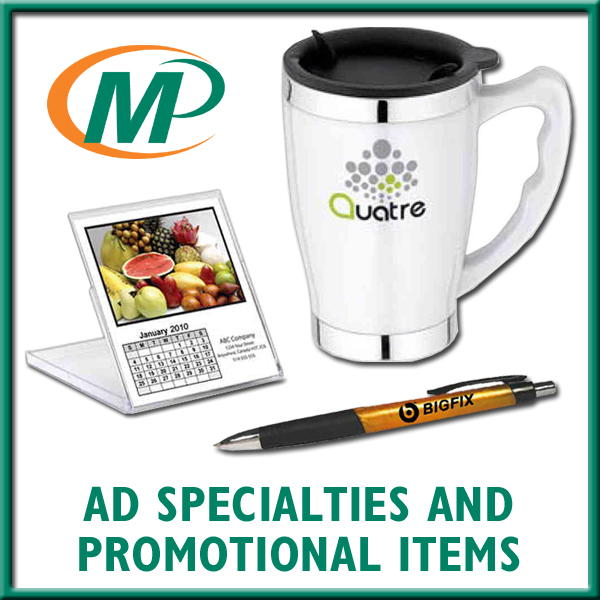 Ad Specialties and Promo Items