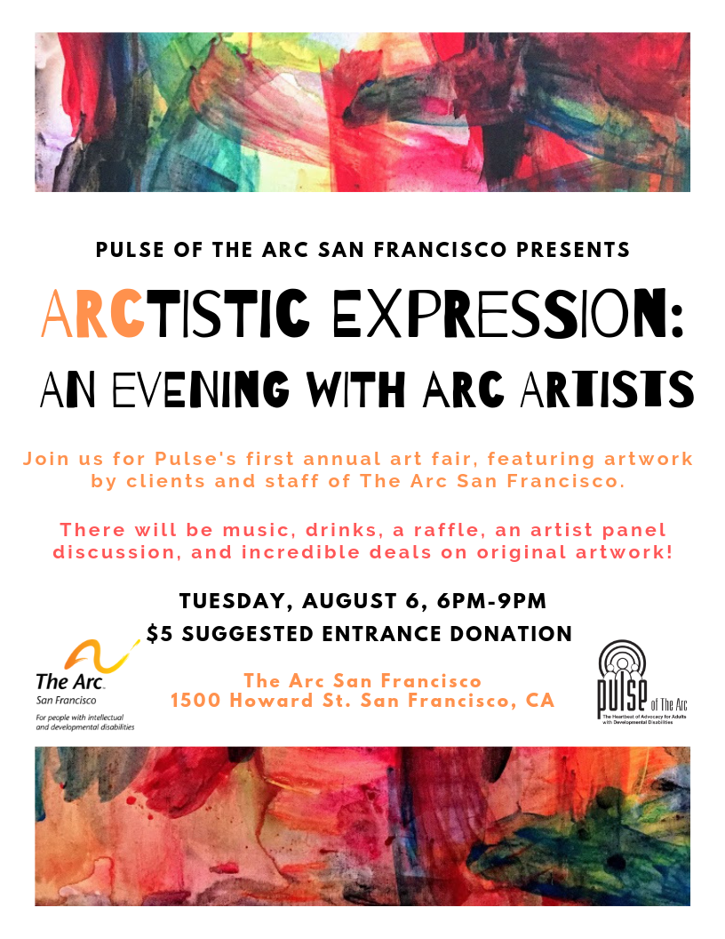 Arctistic Expression: An Evening with Arc Artists