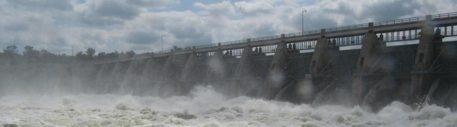 Living Waters Association - Dam