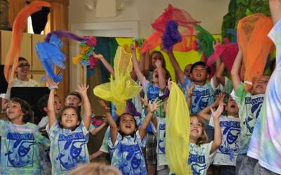 Renaissance Kid Camp Begins (Ages 5-8)