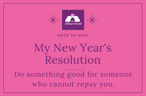 Make a New Year's Resolution You Can Keep!