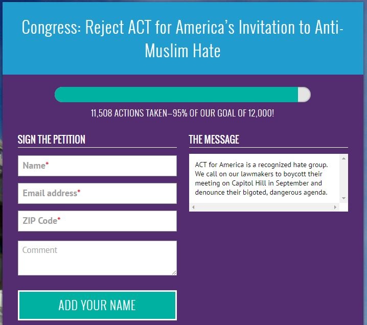 What Happens When a Hate Group Meets on Capitol Hill?