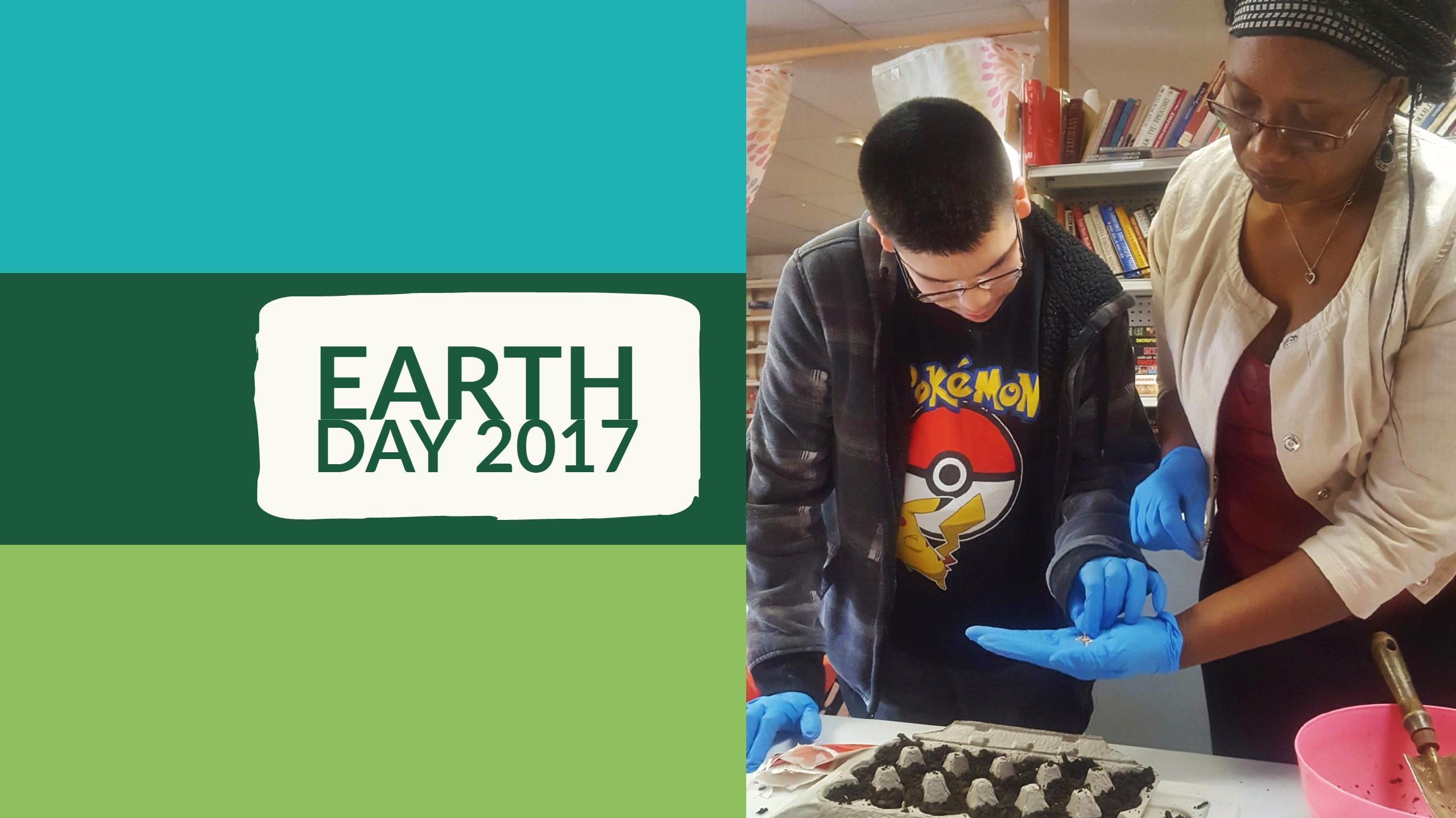 #EarthDay2017