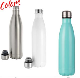 Stainless Steel Water Bottle (17oz)