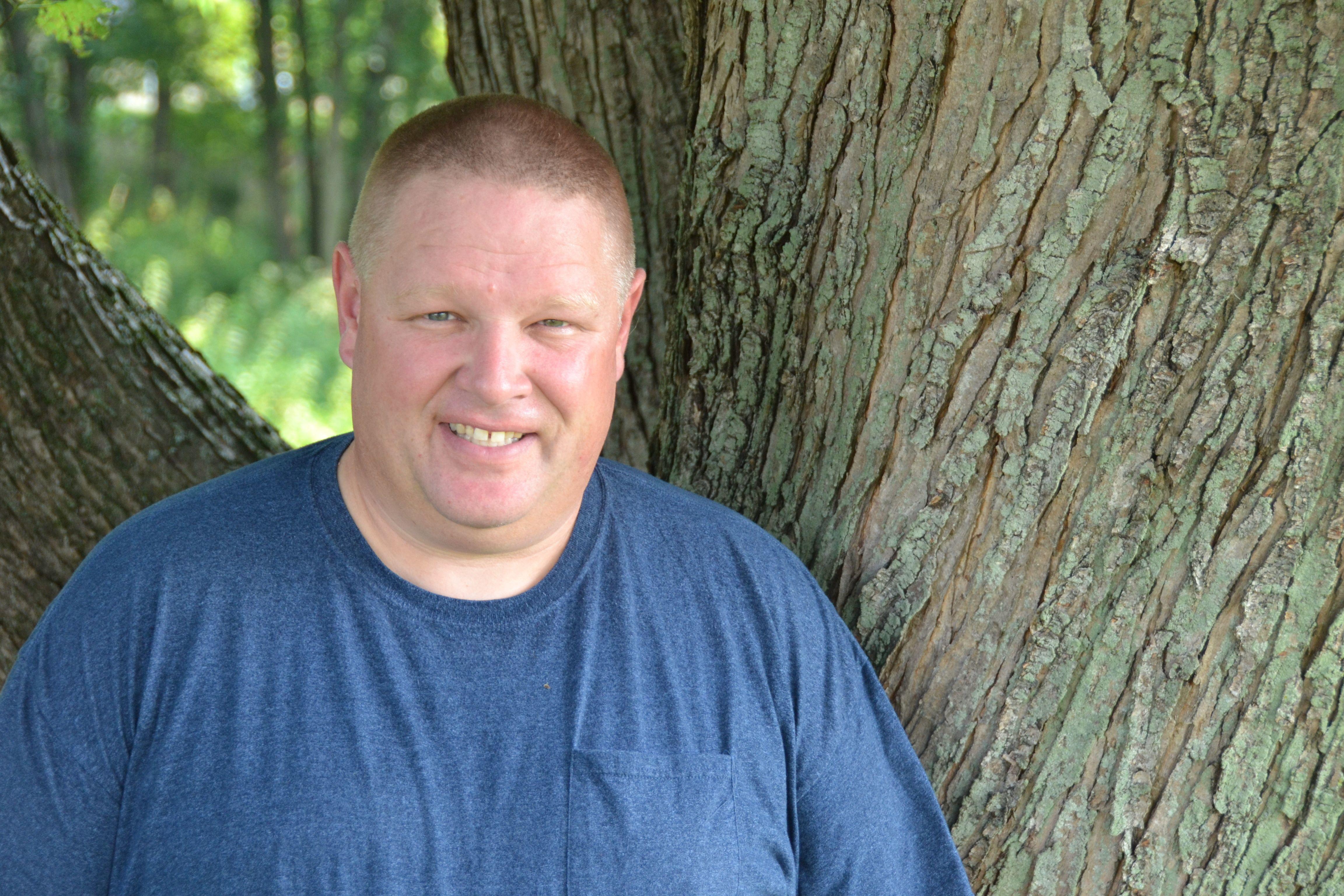 Brent Dennis, District  Agriculture Technician