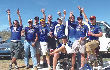 team hosie cow 2004