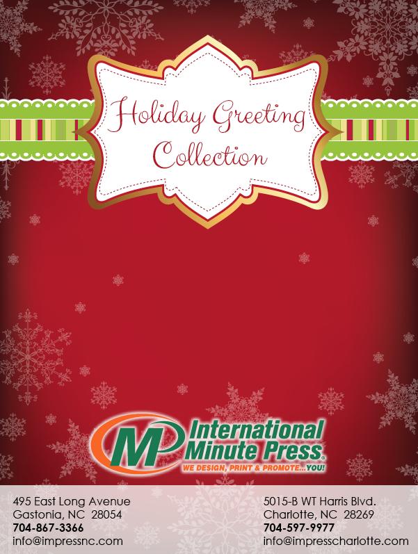 Holiday Card Catalog