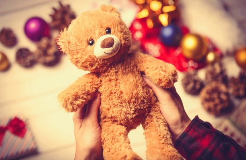 Helping a Young Foster Child as Christmas Nears