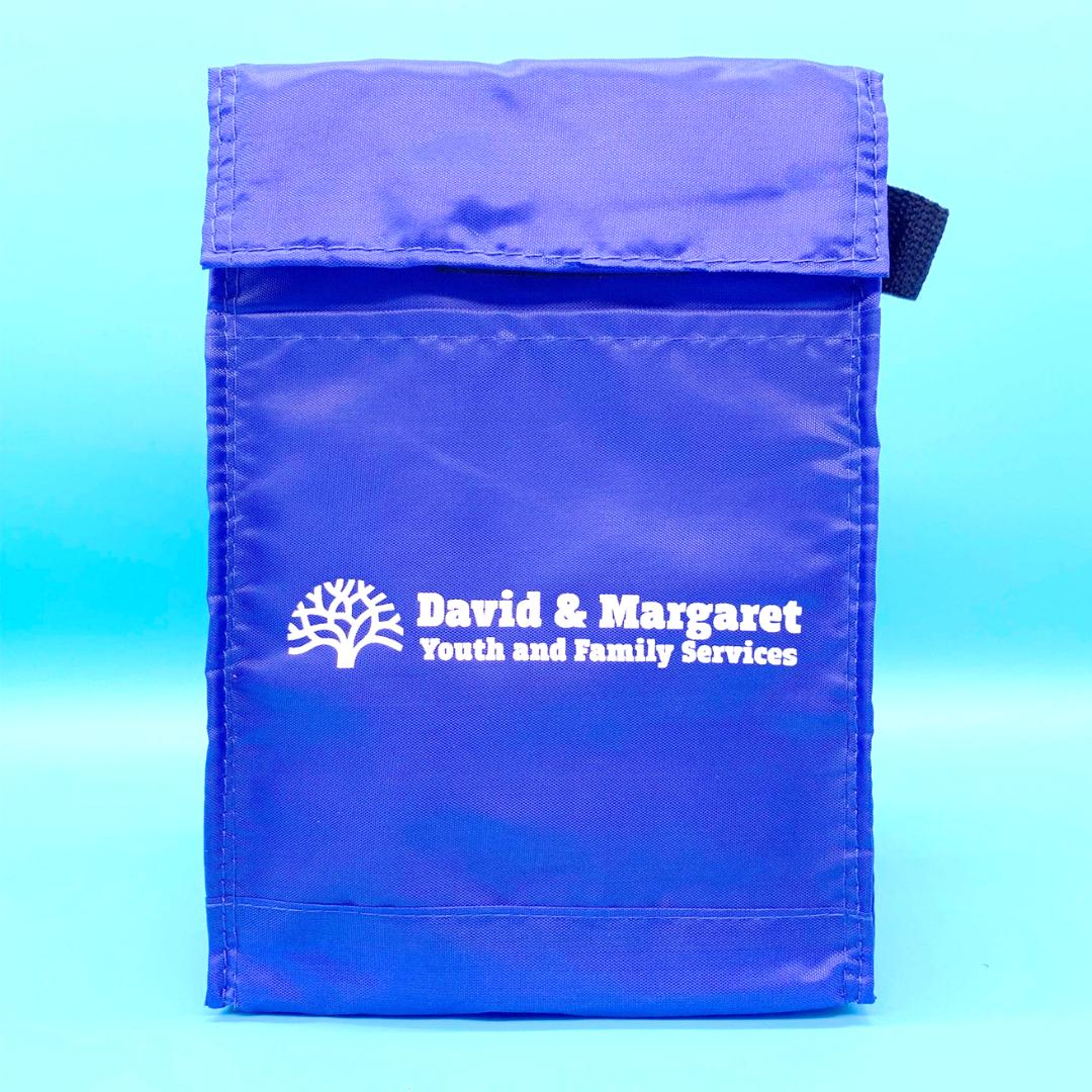David & Margaret Lunch Bag