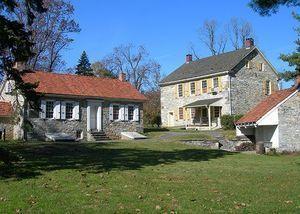 Conrad Weiser Homestead (Womelsdorf, PA)
