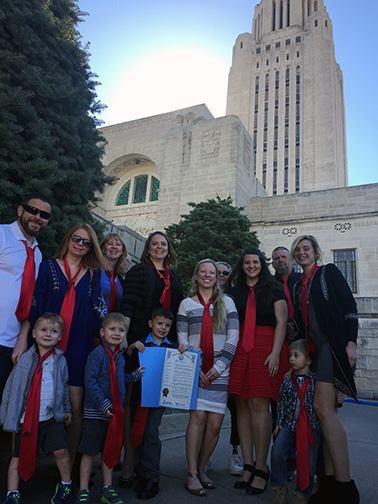 Nebraska Advocacy Day
