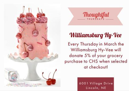 Hy-Vee Thoughtful Thursdays