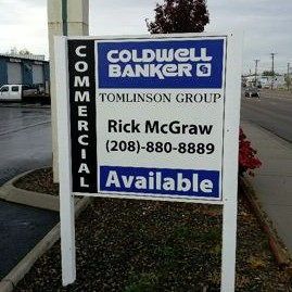 Commercial Property / Construction Signs
