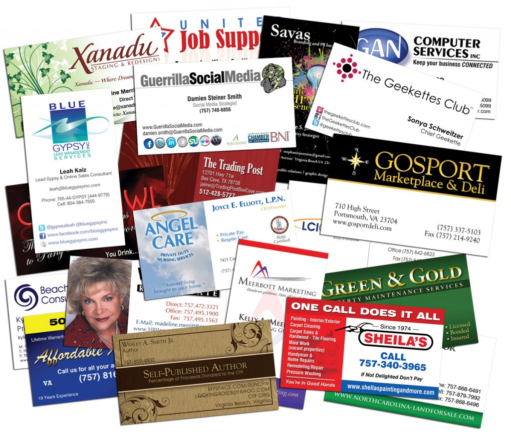 Business Cards Logo