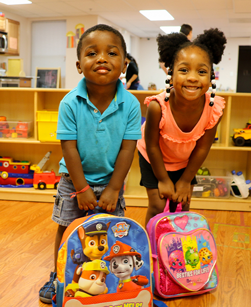 Help More Children Have a Successful Back-to-School Start