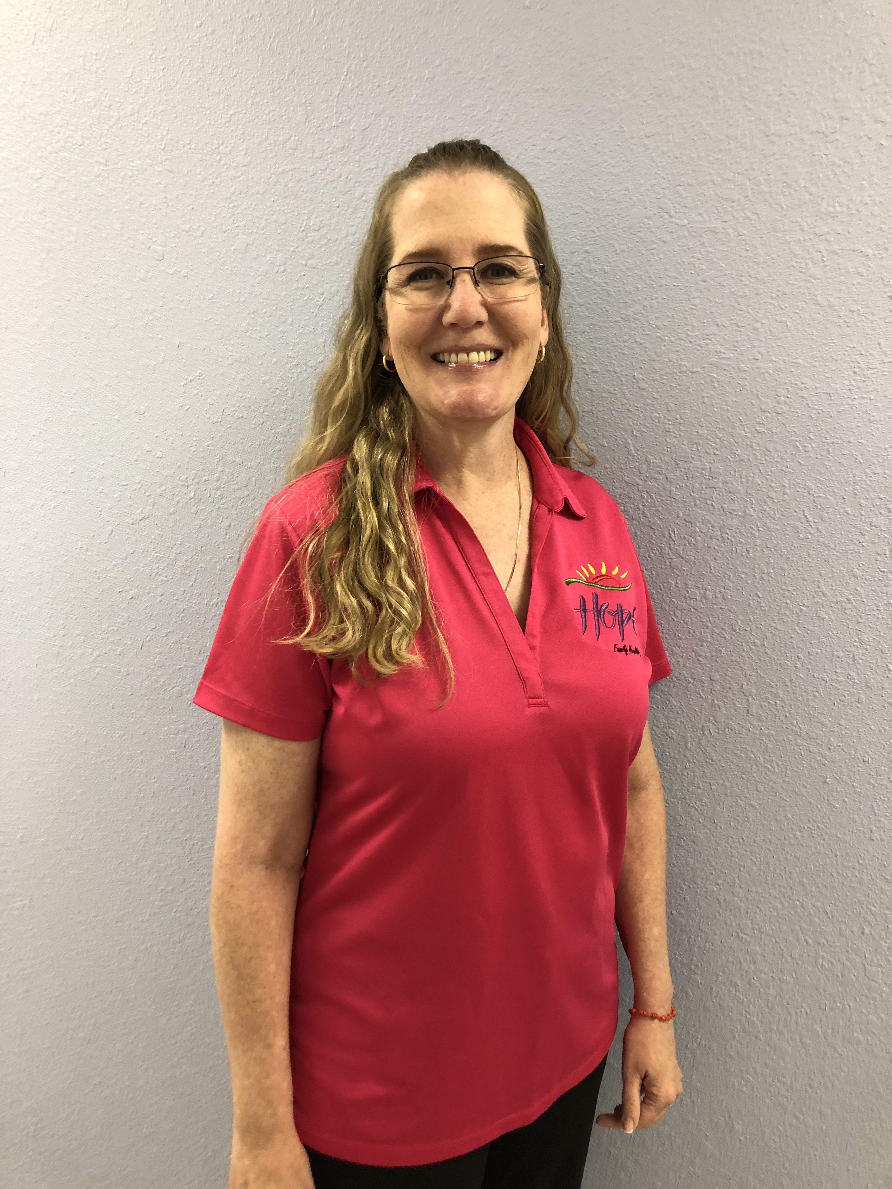 Kathy De Leon, Bookkeeper, Grant Assistant