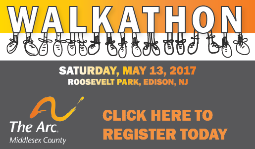 Save The Date! 2017 Step Up For The Arc Walkathon