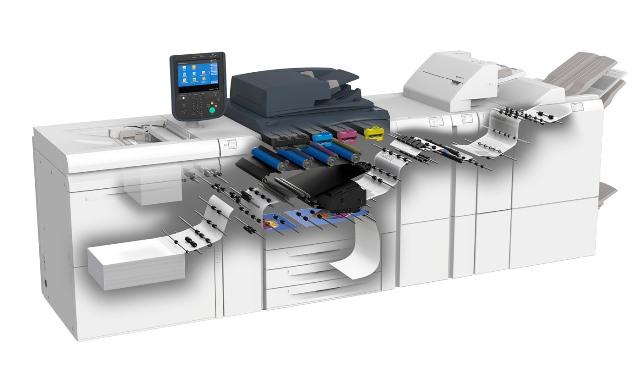 Xerox Versant 180 Colour