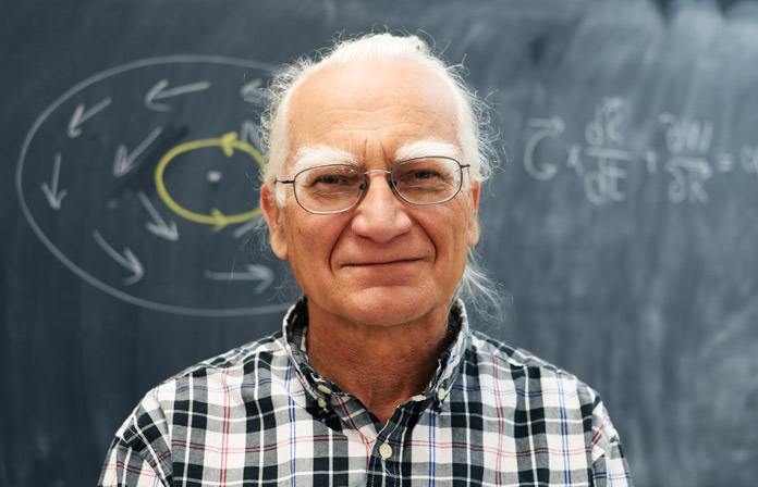 UMW Professor Published in the Ukrainian Journal of Physics