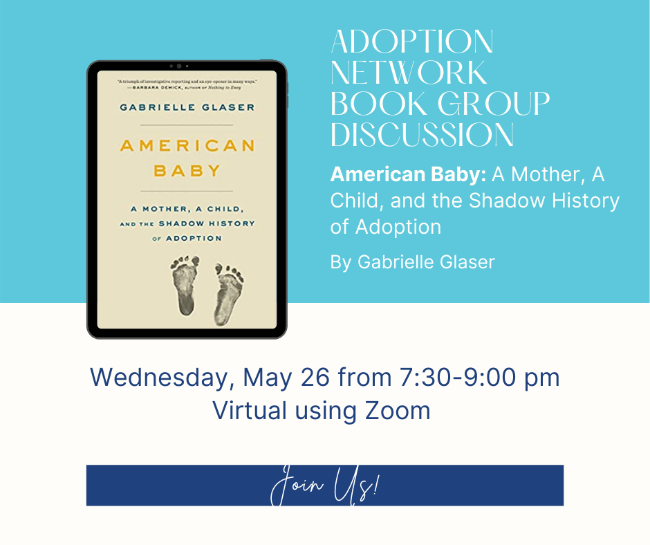 Book Group Discussion - American Baby