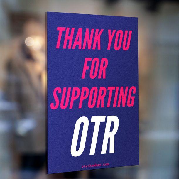 OTR Poster