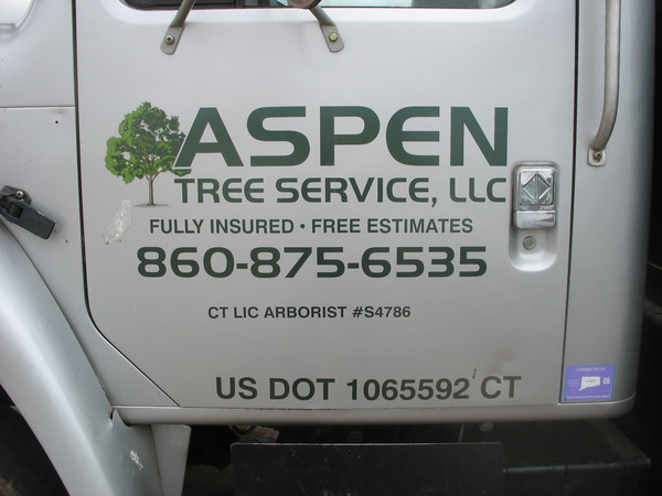 Fleet Graphics, Boom Truck, Door Lettering and Graphics