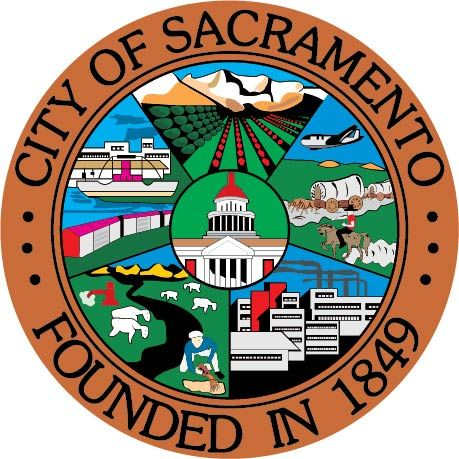 X33144 - Seal of the City of Sacramento