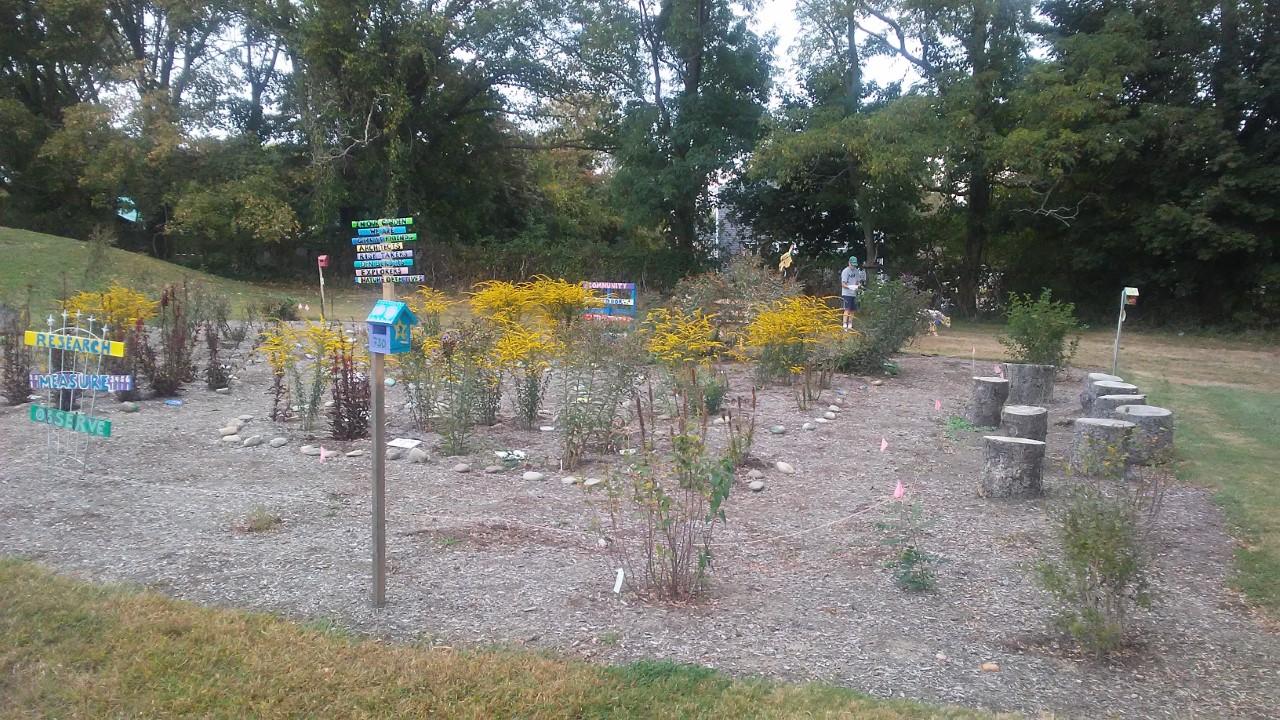 Hathaway Elementary School Garden