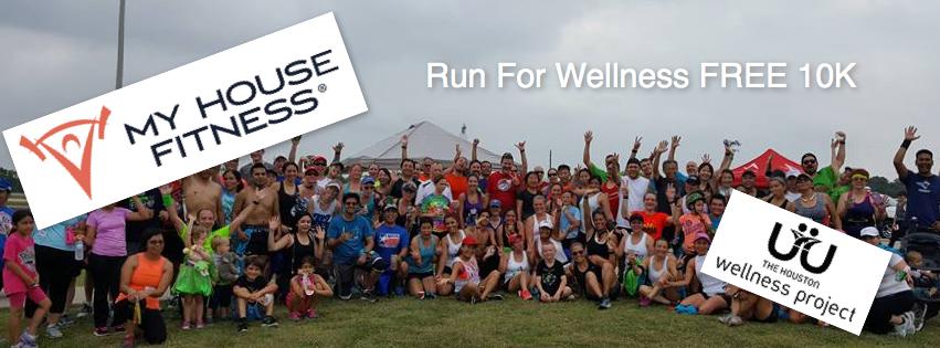 Run ForWellness FREE 10K
