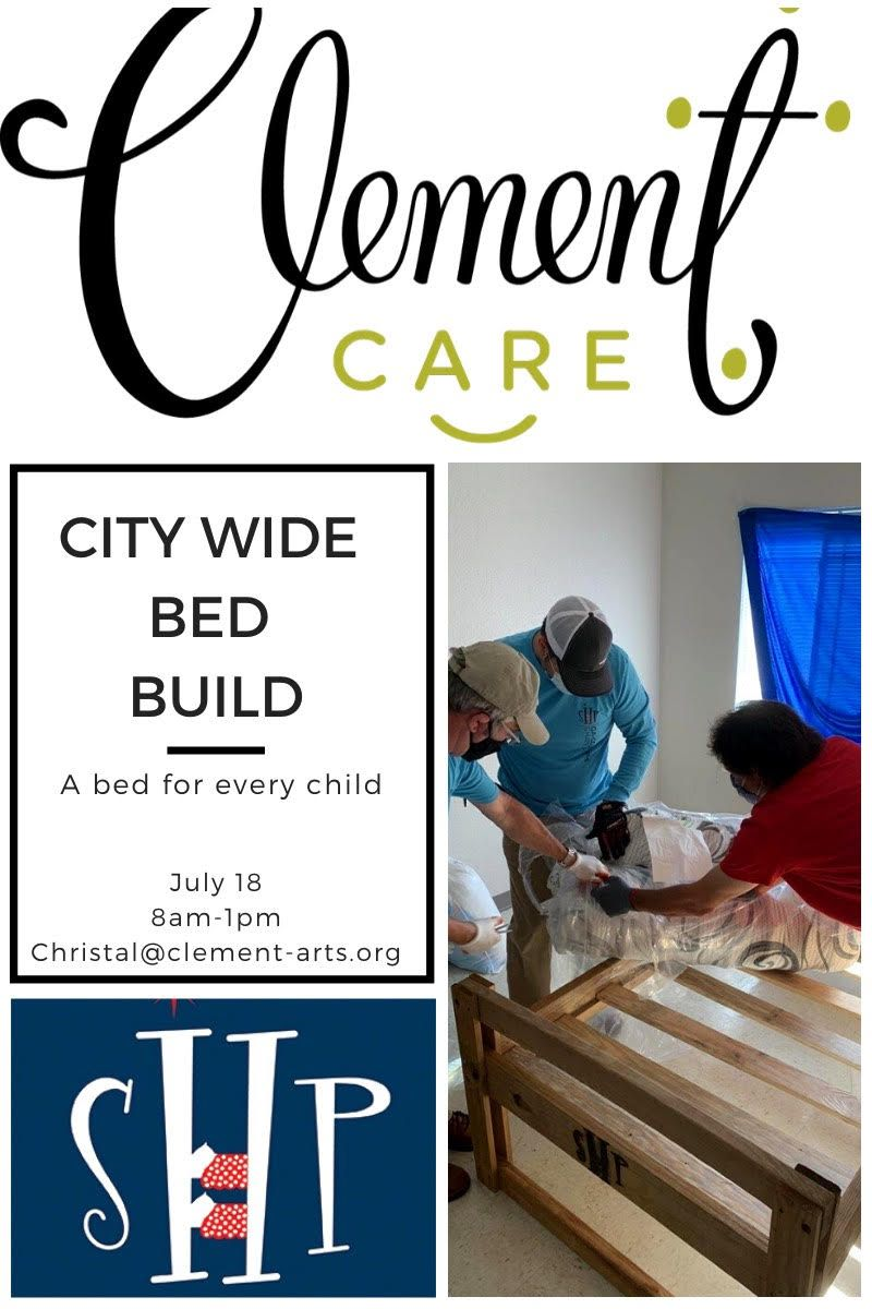 City Wide Bed Build