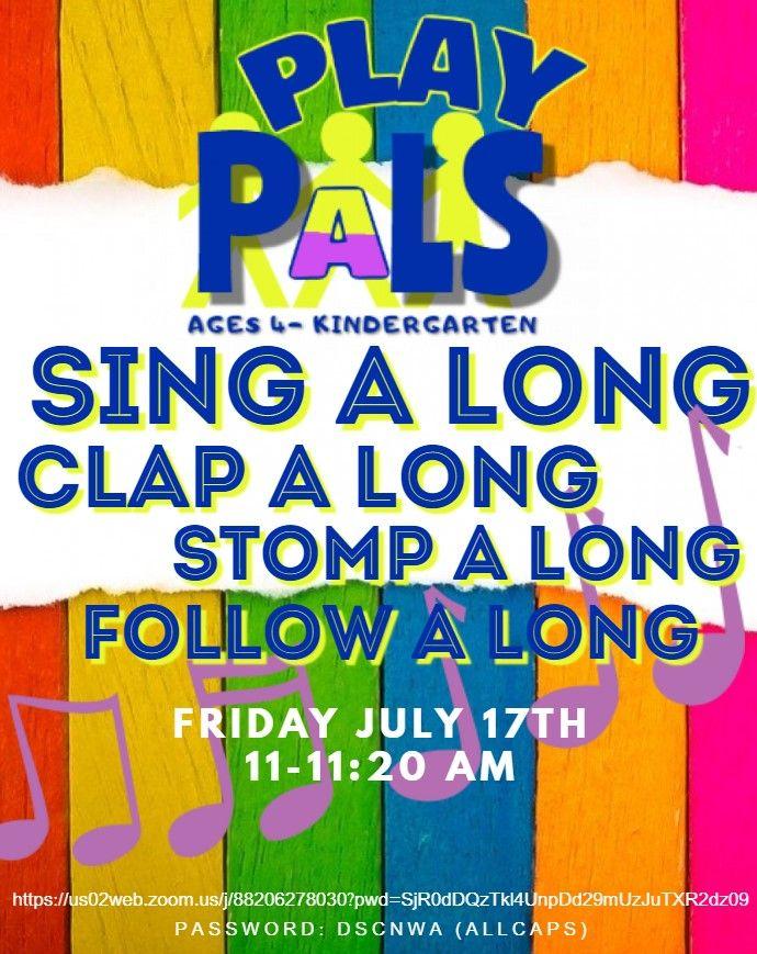 PLAY PALS Virtual Sing A Long