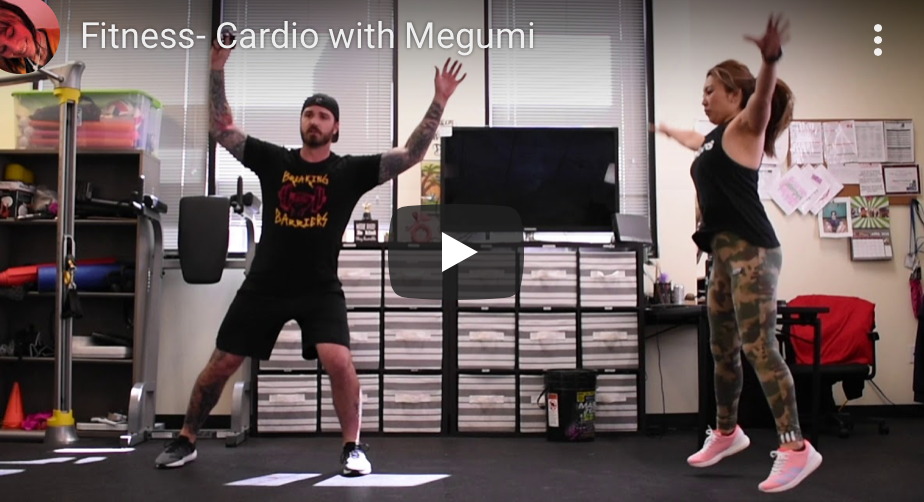 Move with Megumi