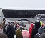 Snow Mass on PA Turnpike
