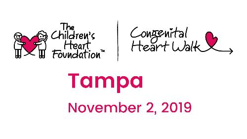 Tampa Congenital Heart Walk (Florida)