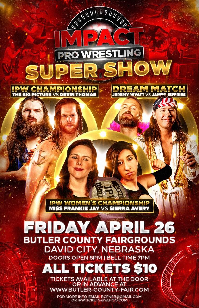 Impact Pro Wrestling Super Show