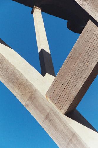 """The Arroyo Bridge, Type R color print, 20"""" x 16"""""""