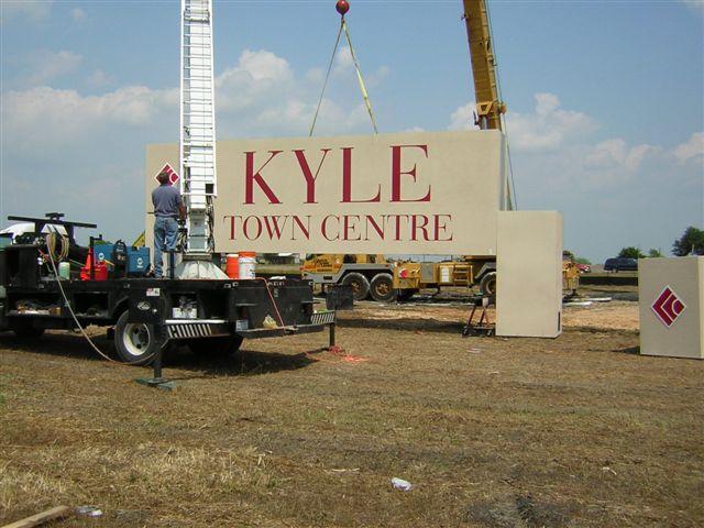 Kyle Town Centre
