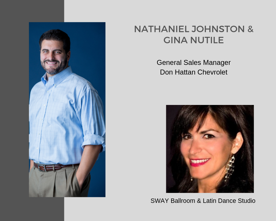 Nathan Johnston / Gina Nutile