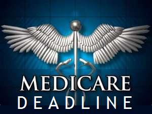 Medicare Deadline