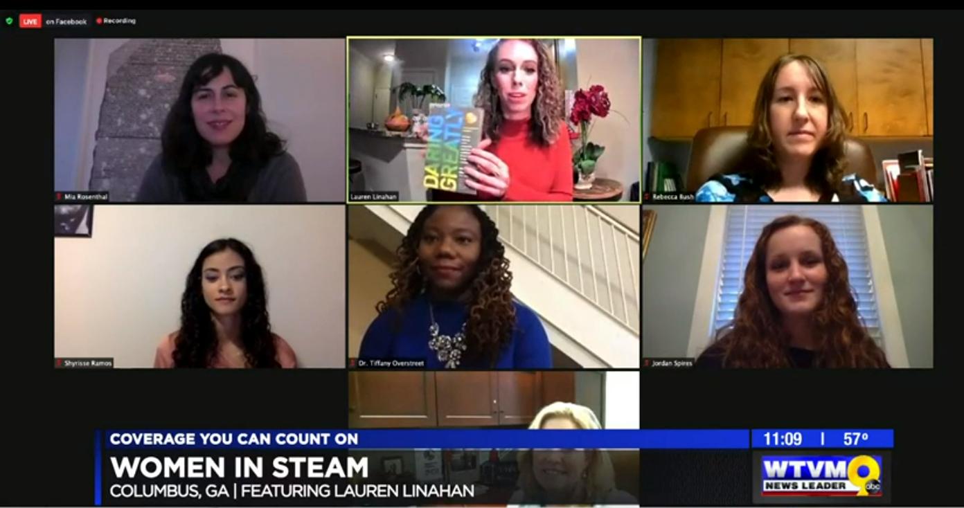 Columbus Museum hosts virtual Women in STEAM panel