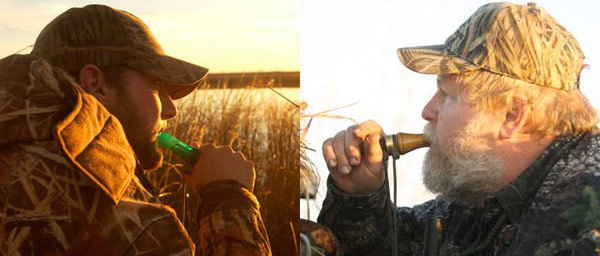 What are the pros and cons of wood and acrylic calls?