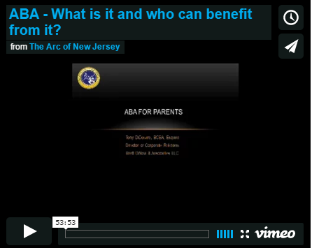 ABA - What is it and who can benefit from it?