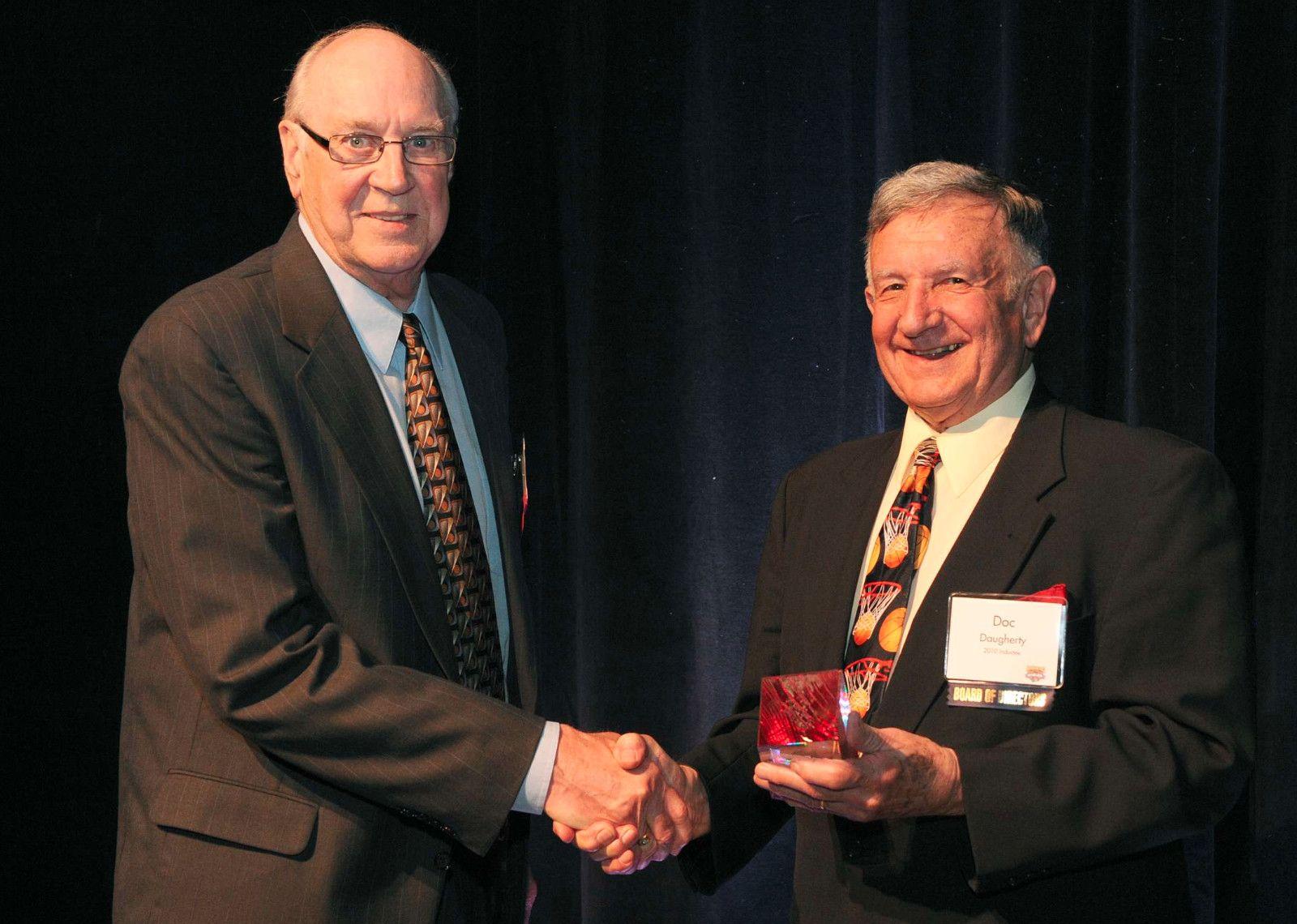 Bucky Bockhorn HOF Award