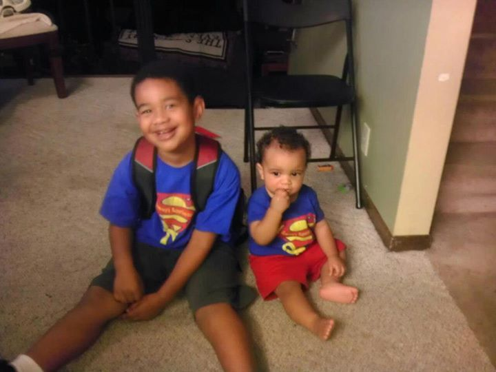 Cousins Alex & Brennan